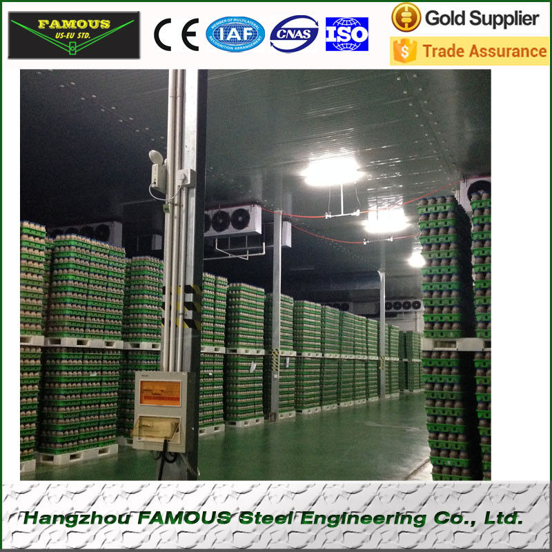 large usage and high efficiency Cold Storage