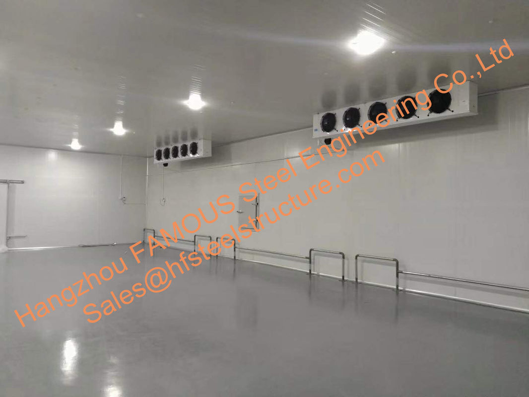Restaurant commercial customized easy to install cold room for fruit/ vegetables